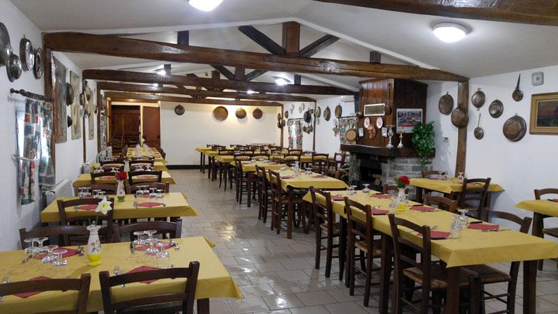 Top Il ristorante - Tenuta di Santallago QR08